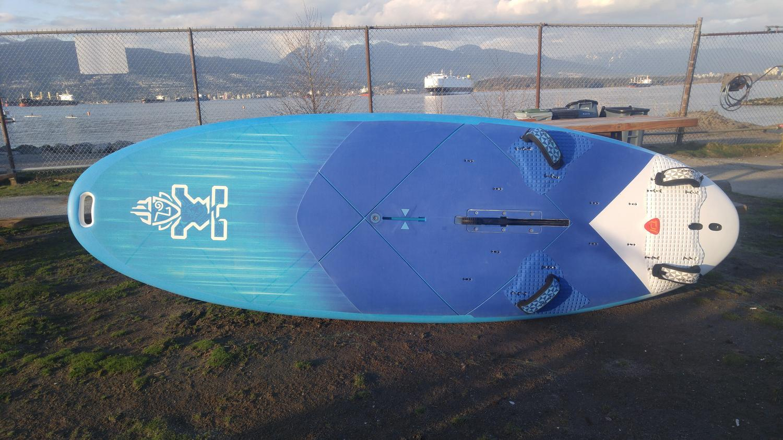 Club Locarno - Windsurfing Boards