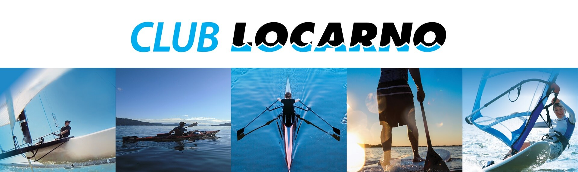 Club Locarno - Rowing with a Partner - Doubles and Pairs